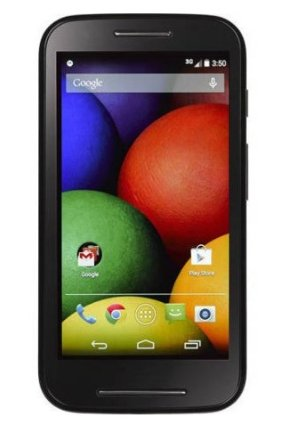 Straight Talk Moto E 3G Android Prepaid Smartphone