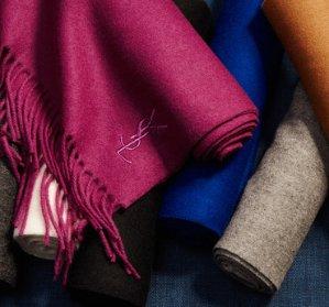 Starting at $79! Yves Saint Laurent Scarves @ Gilt