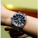 JeanRichard Men's  Aquascope Watch 60400-11C601-11A