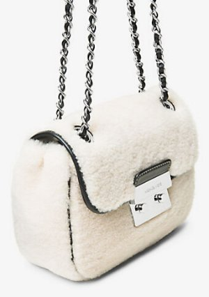 Up to 50% Off Select Shearling Bags and more @ Michael Kors