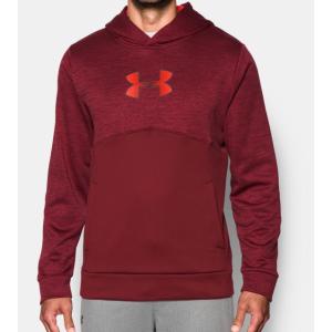 Men's UA Storm Armour® Fleece Logo Twist Hoodie