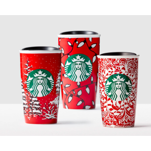 Red Holiday Cup Collection