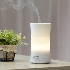 Oak Leaf Aromatherapy Essential Oil Diffuser