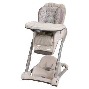 Graco Blossom 4-in-1 Kendra High Chair Seating System