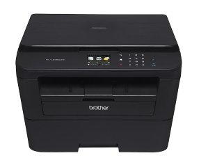 Brother Wireless Monochrome Laser Printer, Scanner, Copier