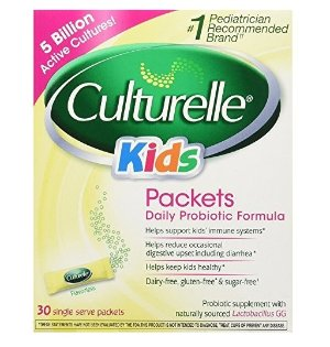 $14.66Culturelle Probiotics for Kids Packets, 30 Count