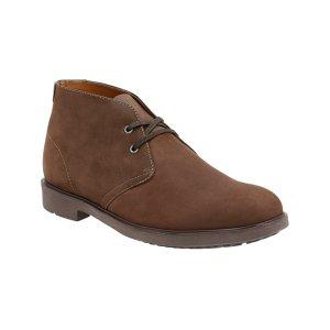 Clarks Brown Riston Style Leather Chelsea Boot | zulily