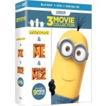 Despicable Me 3-Movie Collection (Blu-ray + DVD + Digital HD)