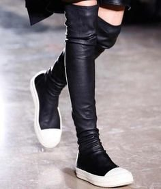 Up to 50%with Rick Owens Boots @ SSENSE
