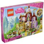 LEGO Disney Princess 41067 Belle's Enchanted Castle Building Kit (374 Piece)