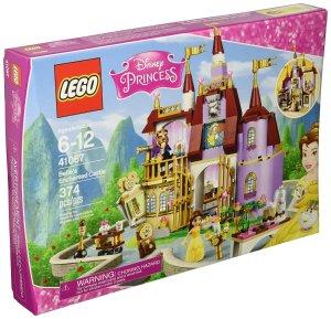 $38.73节日好礼!LEGO乐高 Disney Princess 41067 Belle的魔法城堡