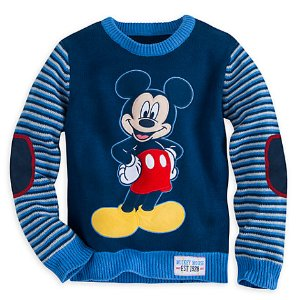Mickey Mouse Knitted Sweater for Boys | Disney Store