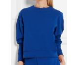 ACNE STUDIOS Galatea cotton-blend jersey sweatshirt