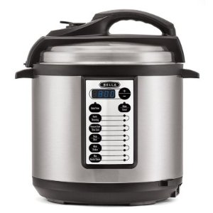 2016 Black Friday! $39.49+$15 Kohl's Cash Bella 6-qt. Pressure Cooker