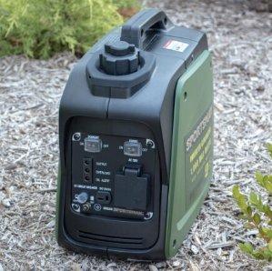 野营,应急必备!$158 (原价$349)Sportsman 1000瓦 汽油数字变频发电机