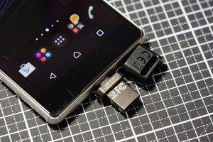 SONY 64GB USB3.0 OTG Flash Drive