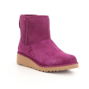 UGG® Kristin Classic Slim™ Booties   Dillards
