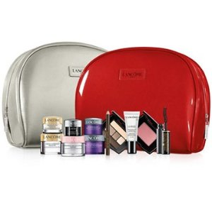 6-Piece Gift With Any Lancome Purchase of $39.50 or More@ Lord & Taylor