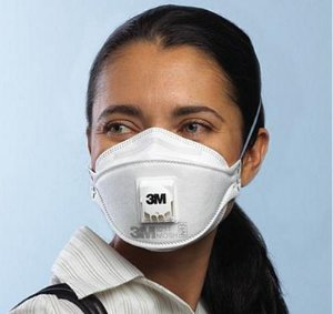 3M Particulate Respirator, 10-Pack
