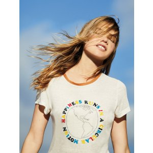 Happiness Tee at Free People Clothing Boutique