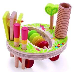 $19.99 Hape Eco Jungle Music Instrument Set