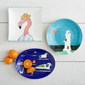 Collector's Editions Salad Plates | west elm