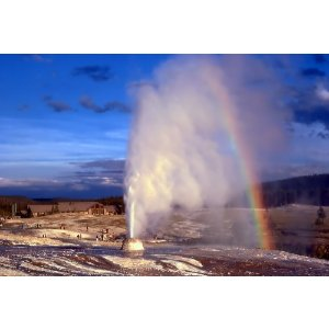 4 Day Yellowstone+Salt Lake+Grand Teton