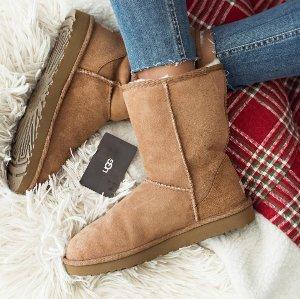 $50 Off $125UGG Classic Boots @ Shoebuy.com