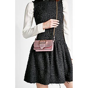 Leather Shoulder Bag from BURBERRY SHOES & ACCESSORIES | Luxury fashion online | STYLEBOP.com