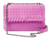 Olimpia Baby Intrecciato Nappa Shoulder Bag by Bottega Veneta