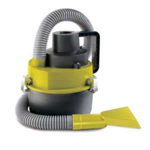 The Black Series Portable Wet & Dry 12-Volt Auto Vacuum