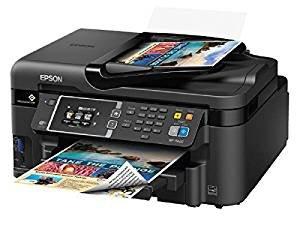 墨盒超便宜!$89.99爱普生Epson WorkForce WF-3620 无线多功能一体式打印机