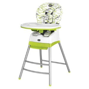 Free $30 Gift Card Chicco Stack 3 in 1 Highchair, 4 Colors