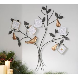 Partiridge in a Pear Tree Card Holder | Pottery Barn