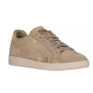 PUMA Match Lo - Women's - Running - Shoes - Chinchilla/Gold