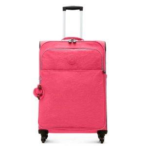 Parker Medium Wheeled Luggage - Cherry