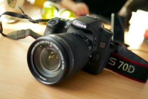 As Low As $229.99 Canon EOS Digital SLR Cameras Sale (Refurbished)