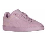 PUMA Suede Classic - Women's - Basketball - Shoes - Lilac Snow