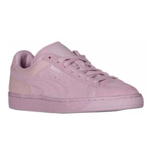 PUMA Suede Classic - Women's - Basketball - Shoes - Lilac Snow