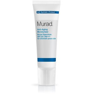 Anti-Aging Moisturizer Broad Spectrum SPF 30 | Clear, Hydrate and Protect