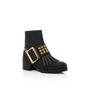 Studded Whitchester Ankle Boot by Burberry | Moda Operandi