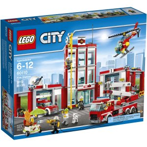 LEGO City Fire Fire Station, 60110