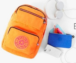 Up to 30% Off Columbus Day Sale @ Kipling USA