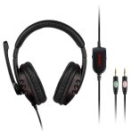 $15.99 GASKY Gaming Headset For PC Mobile Phones with Mic Volume Control Noise Canceling