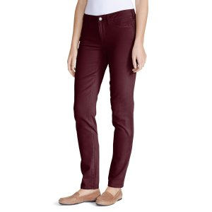 Women's Elysian Twill Slim Straight Jeans