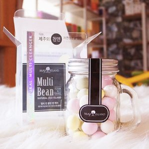 MAY ISLAND Multi Bean Premium Natural Multipurpose Cleanser Natural Jeju Island 50g