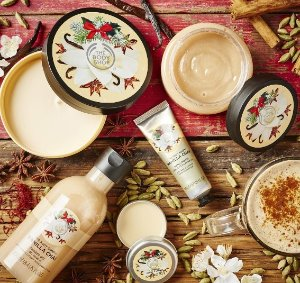 50% OFF Sitewide + Free Shower Gel with $60 purchase @ The Body Shop