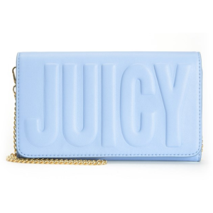 LAUREL LEATHER CHAINED WALLET - Juicy Couture