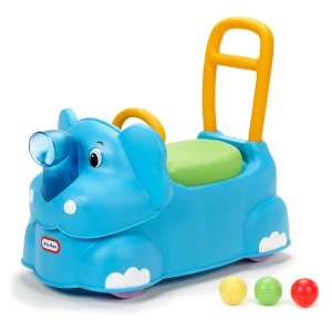 Little Tikes Scoot Around Animal Riding Toy - Elephant - Little Tikes - Toys