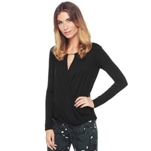 Bella Surplice Top